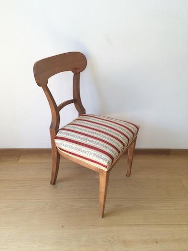 antiker sessel restauriert. Black Bedroom Furniture Sets. Home Design Ideas